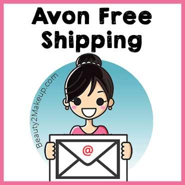 Avon Free Shipping