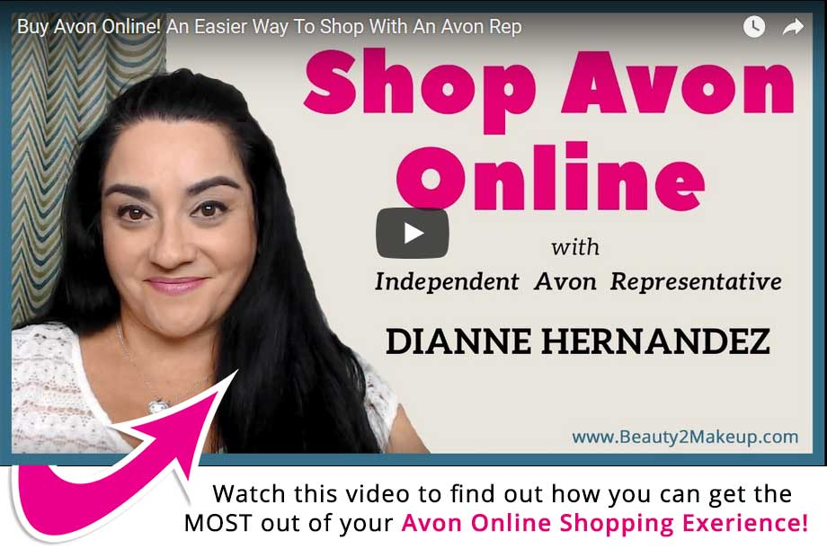 Buy Avon Online An Easier Way To Shop With An Avon Rep