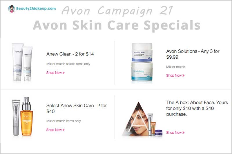 Avon-Special-Offers-Skin-Care