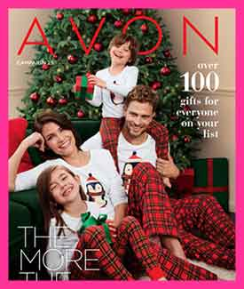 ... 2018 Avon Holiday Brochure Campaign 25 2018