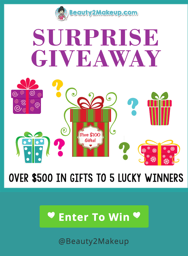 Come join our last giveaway of the year ! Enter to win Avon products from almost every department!  5 Winners!  Three $100 prizes!!