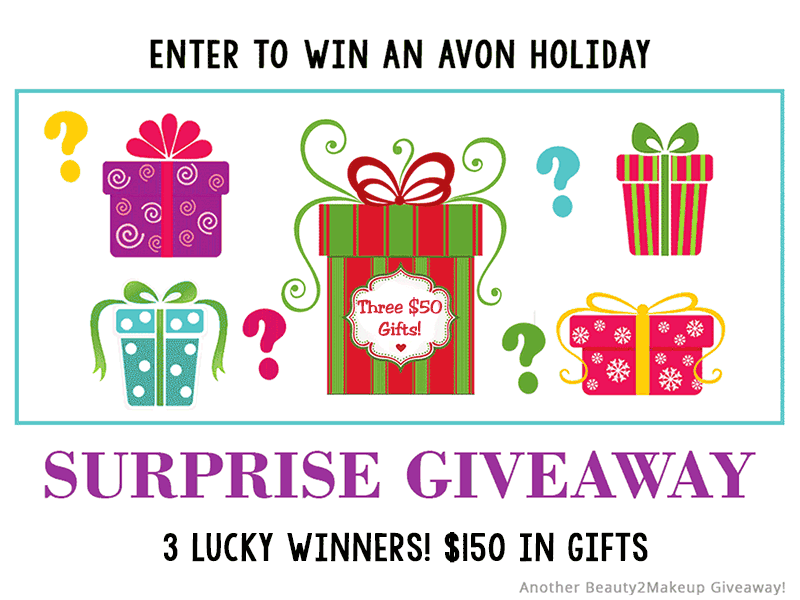 Avon Black Friday 2019 Giveaway