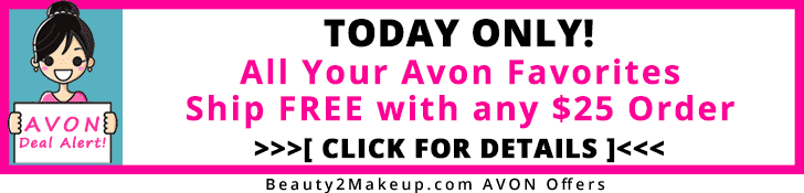 Avon Exclusive Offer