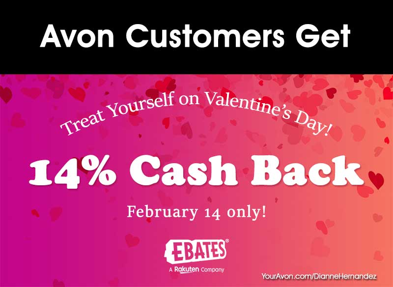 Avon eBates Cash Back!