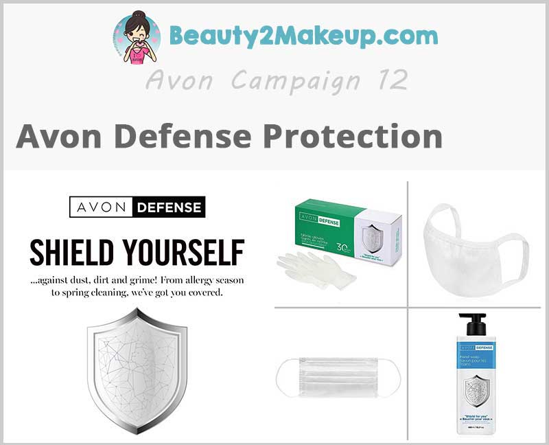 New Avon-Defense Products