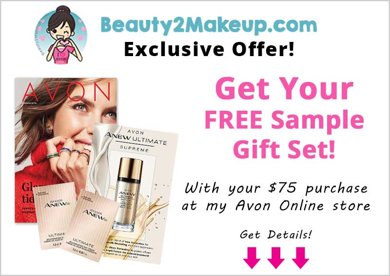 Exclusive Avon Gift To You
