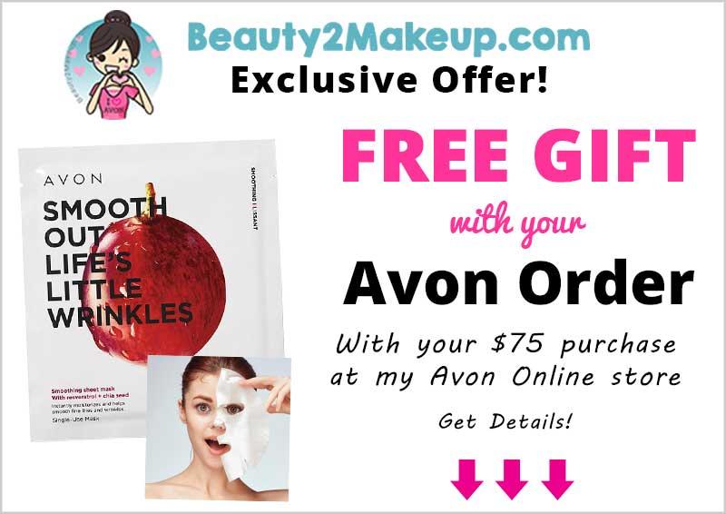 Avon Customer Gift