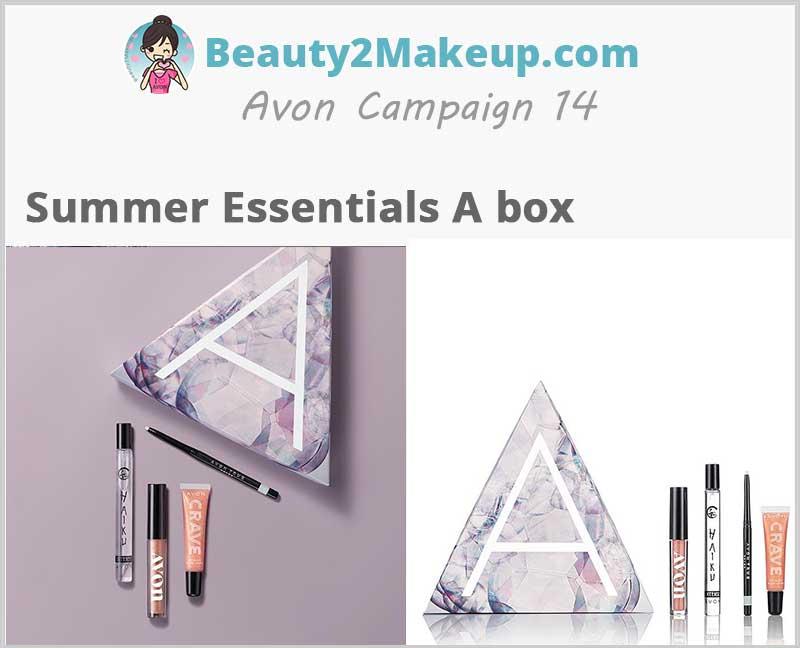 Summer Essentials A Box