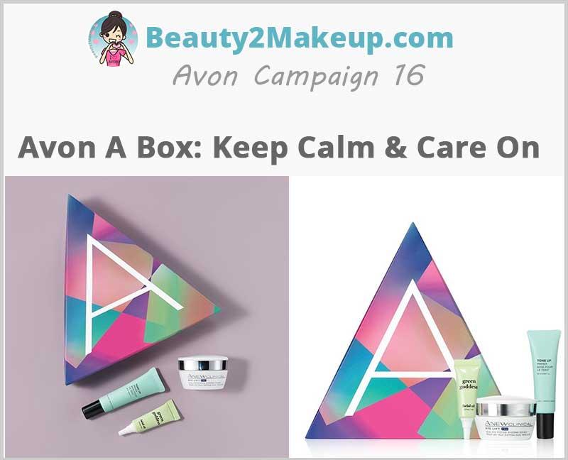 Avon Campaign 16 A Box