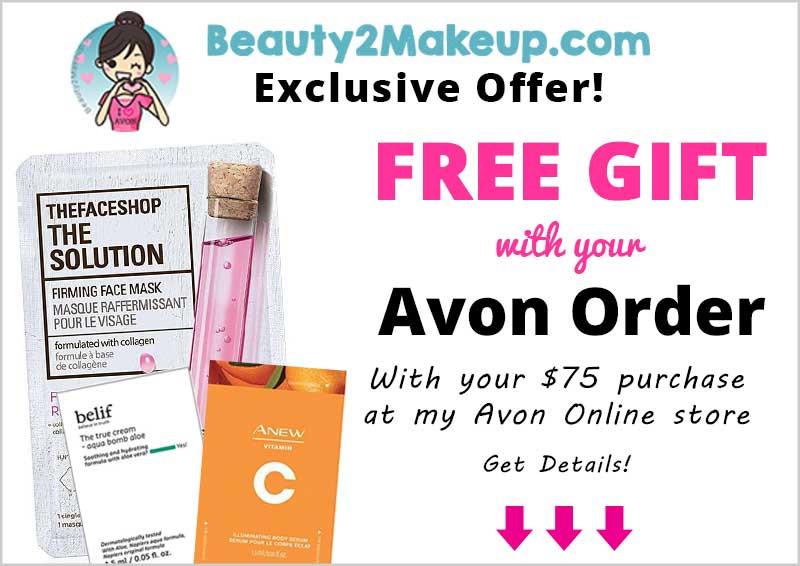 Exclusive Avon Rep Gift