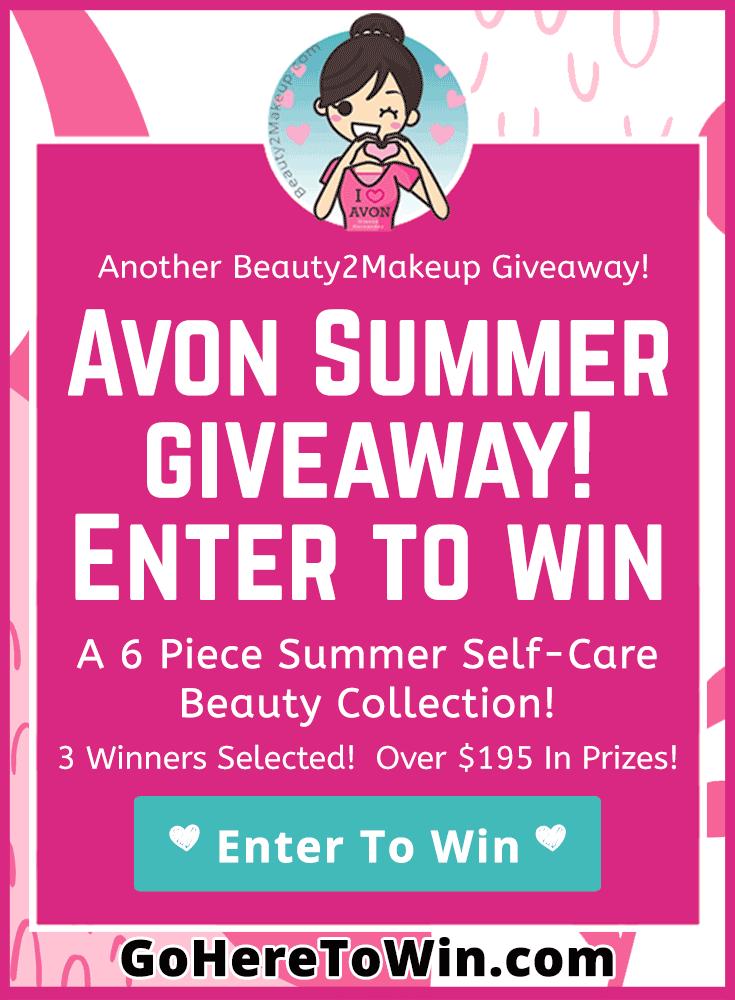 Avon Makeup & Beauty Giveaway