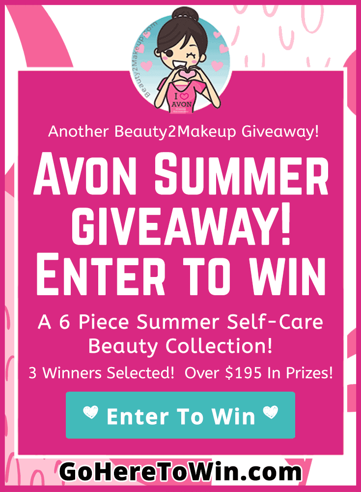 Avon Makeup & Beauty Giveaway