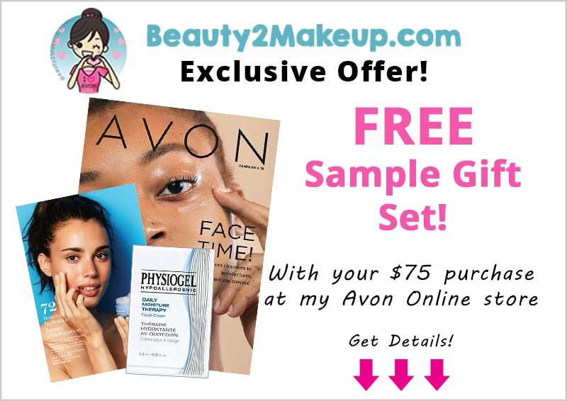 Your Free Avon Gift