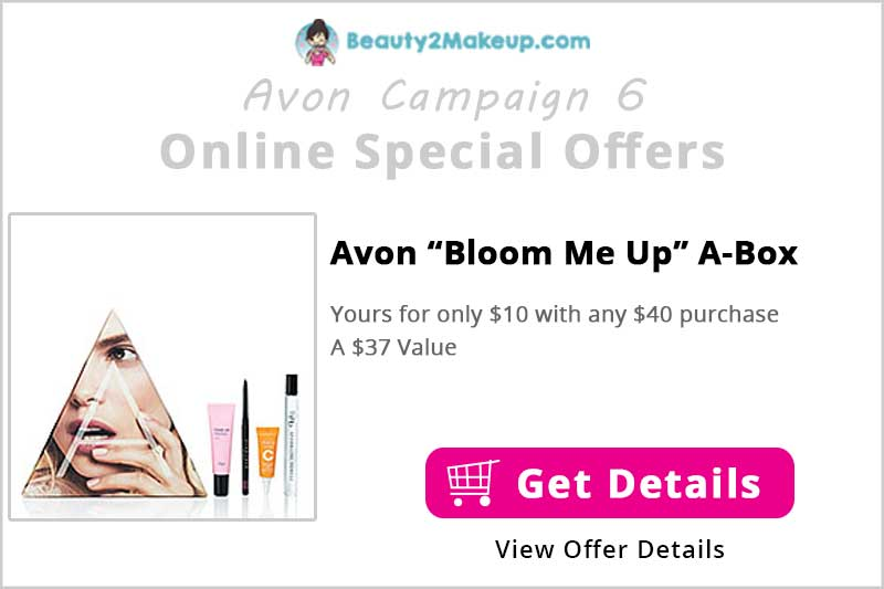 Avon-Avon-Box Just $10 with Any $40 Purchase