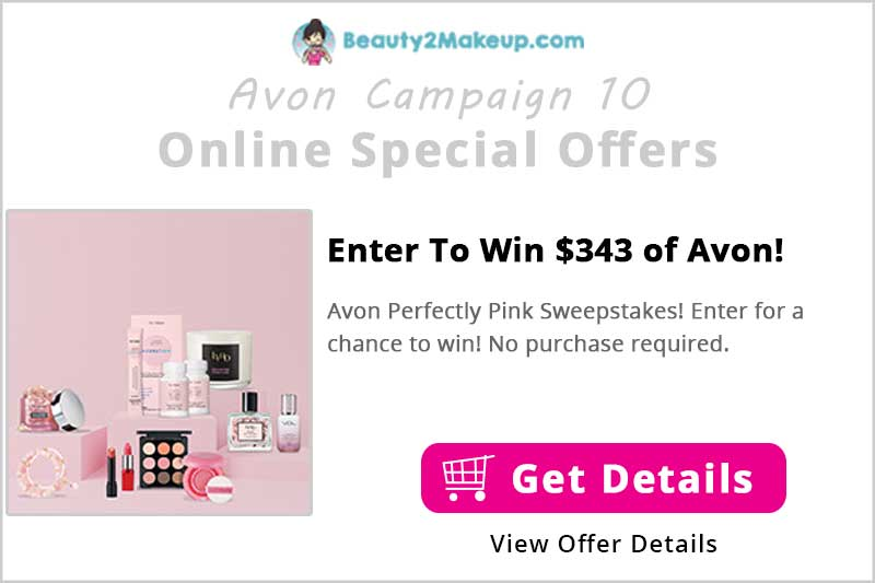 AVON-SWEEPSTAKES