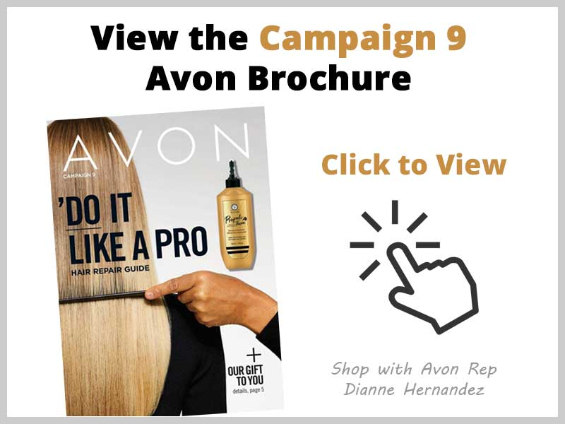 Avon-Hair-Care