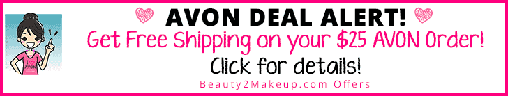 Click to add your coupon code to your Avon Shopping Cart!