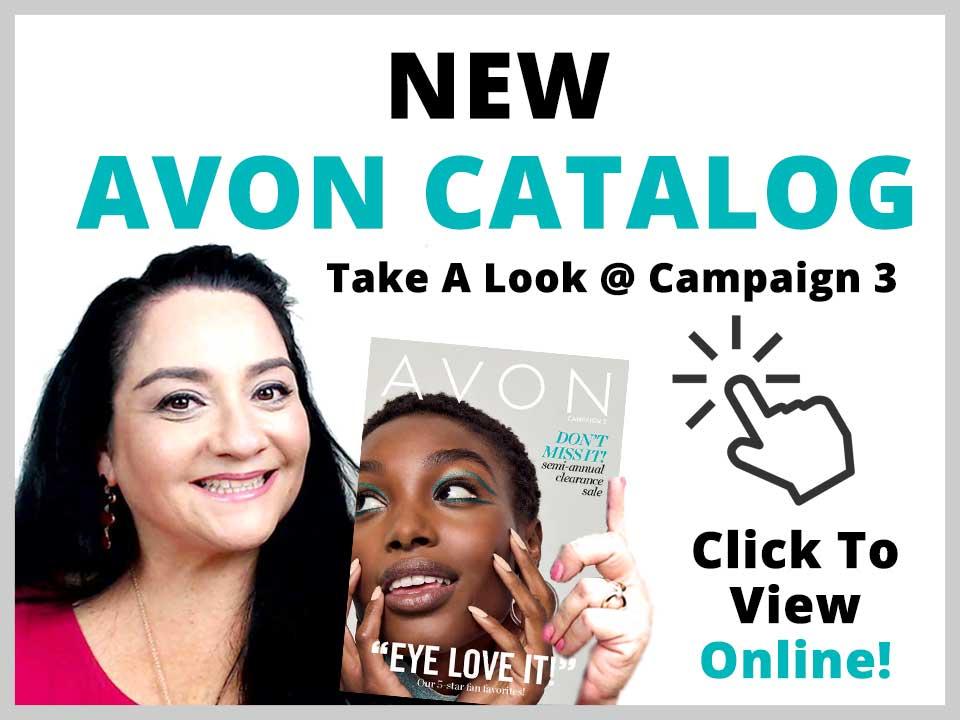 Avon Catalog Current Campaign