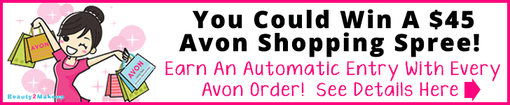 Avon Customer Giveaway