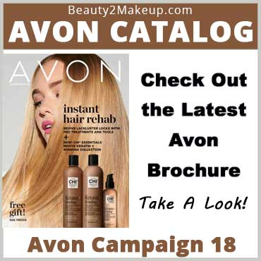 View the Latest Avon Catalog