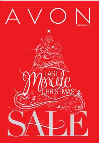 Checkout the current Avon Catalog Campaign 01 2014