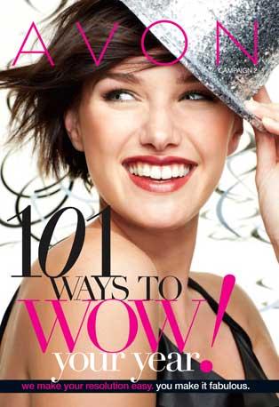 Checkout the current Avon Catalog Campaign 02 2014