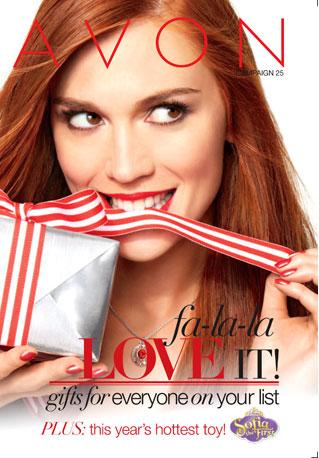 Avon Catalog Campaign 24, 2013