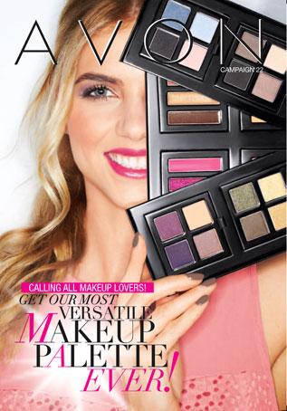 Avon Catalog Campaign 22