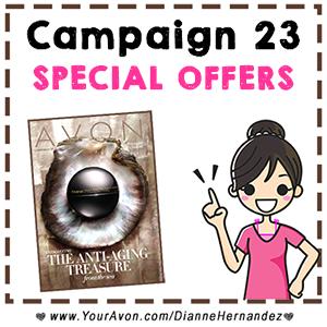 Avon Catalog Special Offers