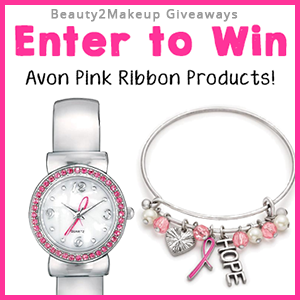 Pink Ribbon Giveaway! Enter to Win